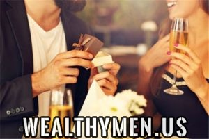rich men dating site advantages