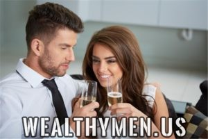 who uses rich man dating sites