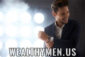 advantages dating rich man