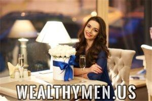 dating rich man