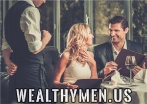 what do rich men look for