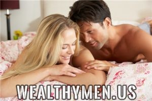Dating a wealthy woman